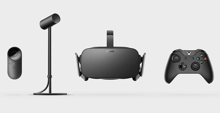 шлем виртуальной реальностиoculus rift