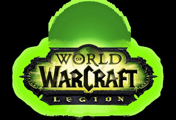 World of Warcraft: Legion logo