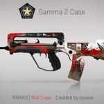 Gamma 2 Case