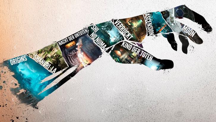Хронология зомби Call of Duty