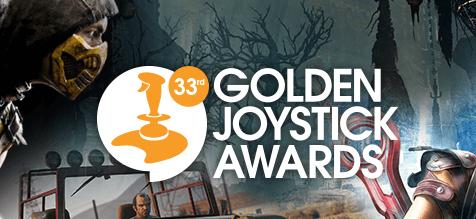 golden joystick