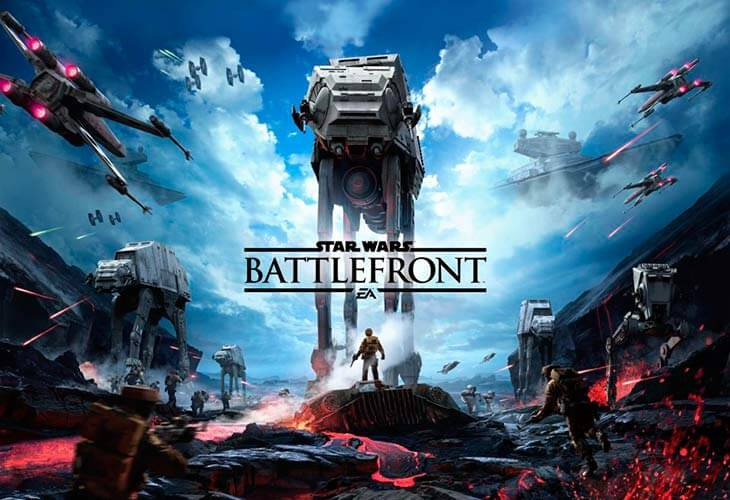 Star Wars: Battlefront лого