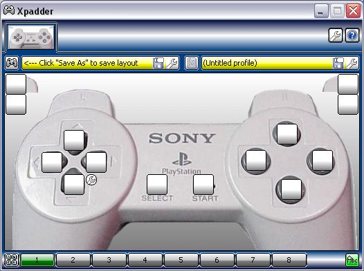 Xpadder настройки геймпада
